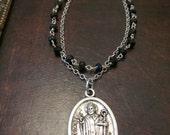 Sterling Silver St. Nicola di Bari Bracelet