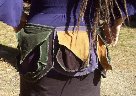 Festival waist pocket belt  Available now
