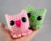 Cute Little Owls
