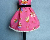 Pink Sweet - Blythe dress