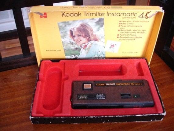 Kodak Trimlite Instamatic 48