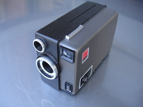 Vintage Kodak M14 8mm Movie Camera - This is the place to find your vintage Camera