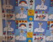 FREE SHIPPING      St. Judes Children Research Hospital Print Laundry Bag