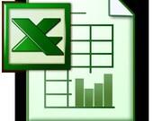 EXCEL FILE Finance Spreadsheet