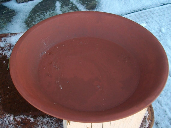 7in Rusty Pie Pan - Pan for Candles, Potpourri or Other Craft Projects