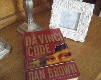 Book Safe Hollow Jewelry Box Compartment The Da Vinci Code