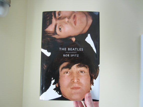 Beatles Hidden Book Safe Secret Jewelry Box