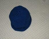 Beanie Hat in Royal Blue