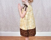 Inspirational Pillowcase dress for Easter/Baptism/Dedication. Available in Sizes 0month-8yr