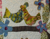 Take Addtional 25% Off List Price--Birds and Bees Love Quilt