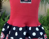 The University  of Alabama Dress.  Available in 0-3 months through 6/8.