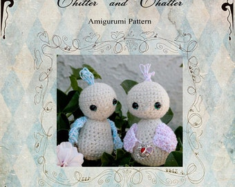 Chitter and Chatter PDF Pattern
