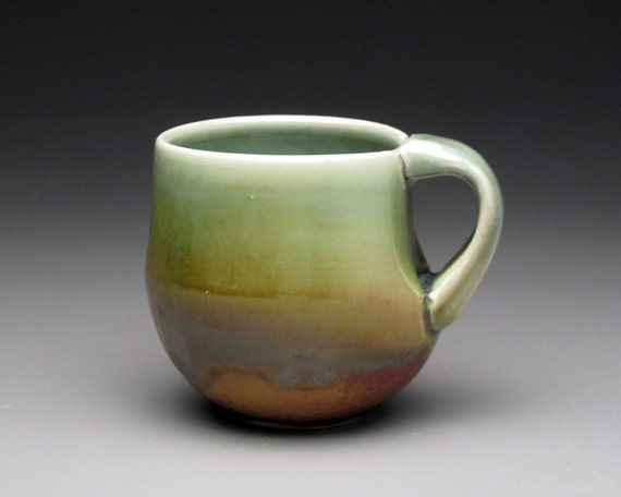 Coffee Cup- Red, Amber, Green