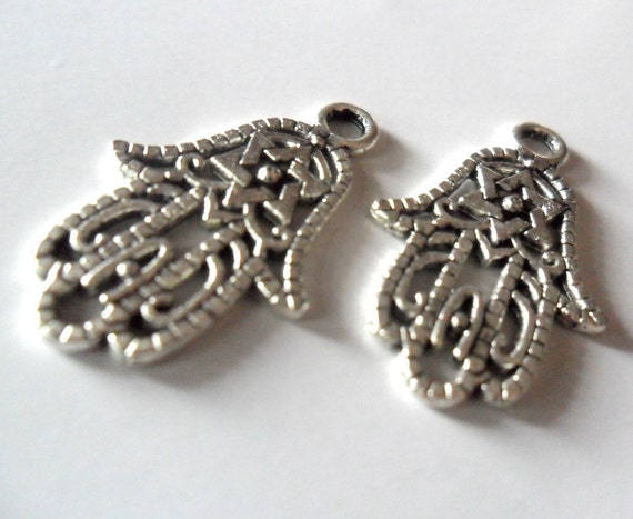 Hamsa Charms for your jewelry design (8)