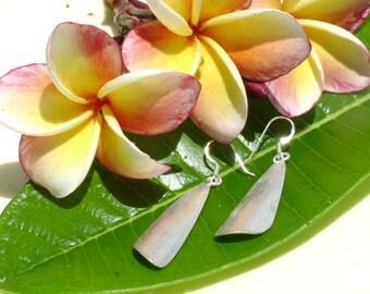 Hilltribe Silver Earrings - The Beautiful Wings