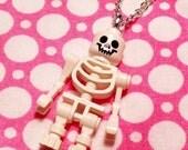 Lego Skeleton Necklace