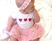 Sophie Skirt and headband PATTERN ONLY