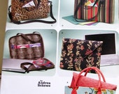 On Sale - (Simplicity 3889) New Sewing Patterns for Accessories - Laptop Computer Bags (by Andrea Schewe)