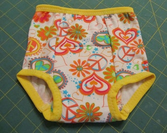 Cute Girl Prints Pull Up Training Pants, 3T Girl, Sale 3/14.00