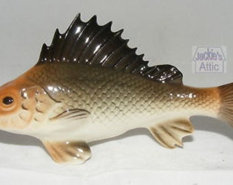 Russian Porcelain Swimming Fish - Great  quality - LOMONOSOV Factory marked
