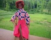 Reserved for Brenda Christie Doll TNT  Mattel Barbie's friend from 1970