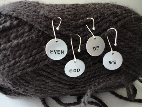 Removable Knitting Tags