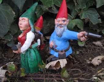 Zombie Gnomes: The Family Pack