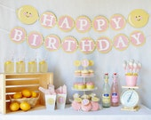 Pink Lemonade First Birthday Party Package