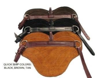 Bareback Pad Horse Equestrian Custom