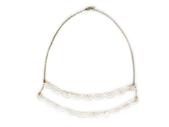 lacey layers neckLACE