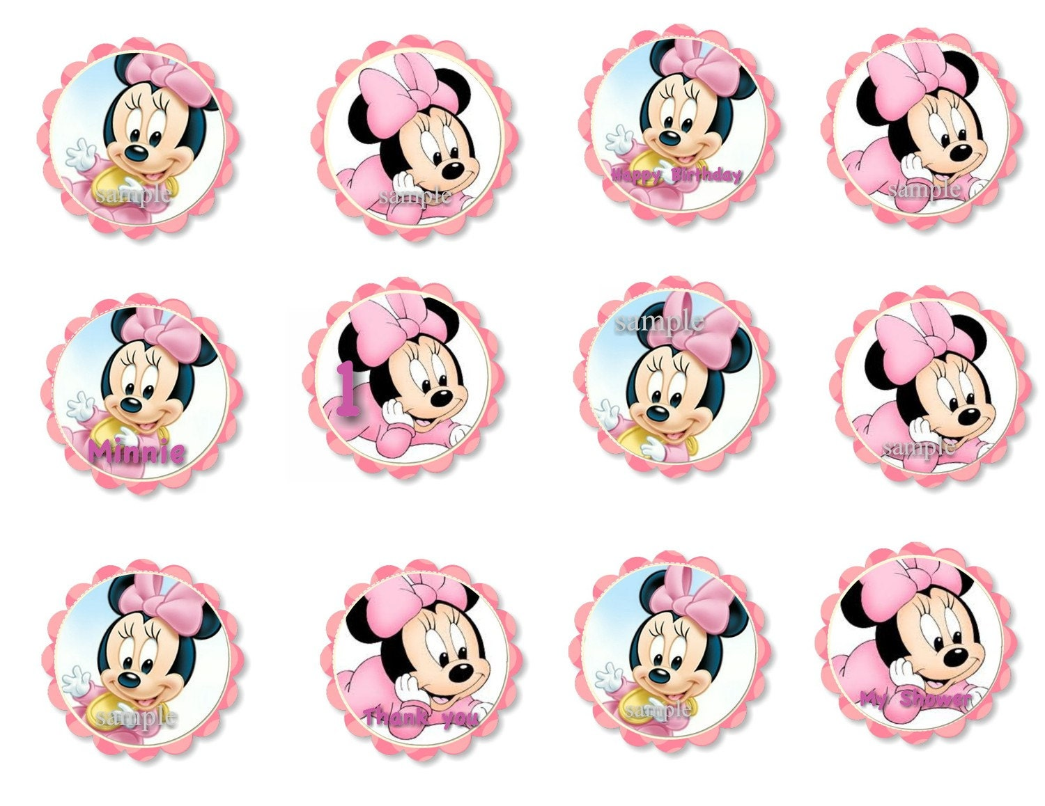 Quotes For Baby Shower Minnie QuotesGram