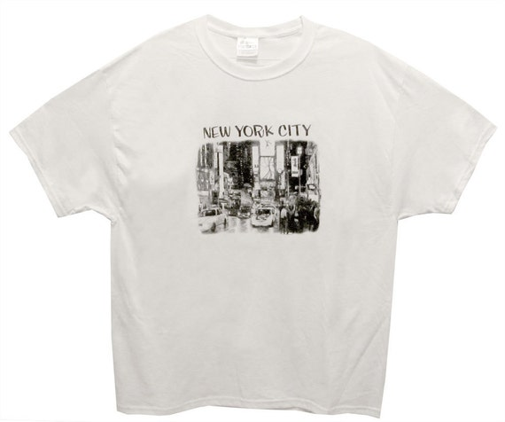 New York City Times Square Tee Small