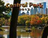 The Seasons of Central Park Calendar 2012