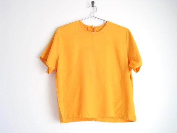 Yellow Mustard Blouse 38