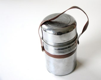 Vintage french thermos