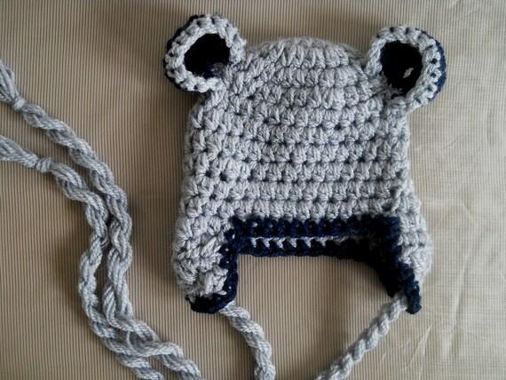Baby Hat Bear, Baby Bear Hat, Newborn Baby Boy Hat Bear, Newborn Bear Hats, Crochet Baby Bear Hats, Bear Ear Hat Infant Hats Photo Prop