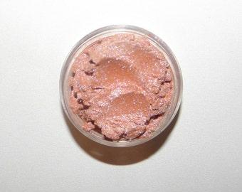 WINTER GARDEN Organic Peach Sheen Organic Beauty Vegan All Natural Hand Crafted Eyes Lips Nails