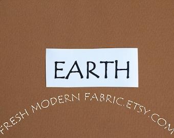 One Yard Earth Kona Cotton Solid Fabric from Robert Kaufman, K001-138