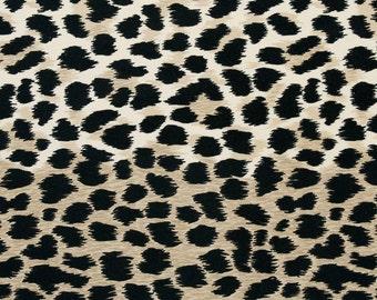 "Ultrasuede Light Leopard Print 9""x12"""
