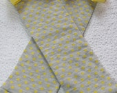 Spring Leg Warmers with Bow on top
