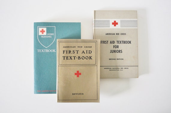 Red Cross Book Collection