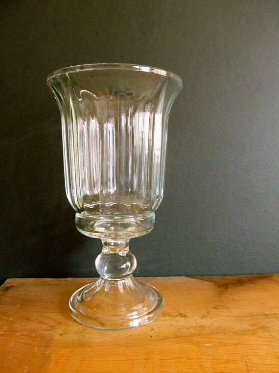 Vintage Extra Large Glass Vase