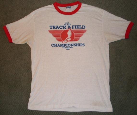 Vintage Ringer T Shirt 8
