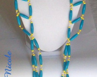 Chutes & Ladder Necklace