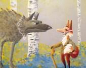 Suspicious by Reetta Linjama