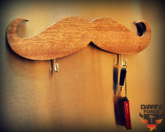 Moustache Fridge Hanger
