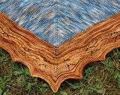 Cretaceous Shawl - Knitting Pattern