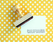 States - Rubber Stamps