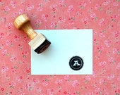 Initial - Rubber Stamp
