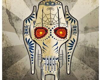 Acero Esqueleto